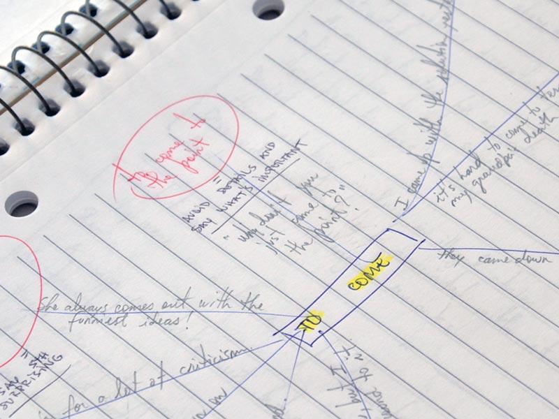 A Importância de um Caderno no Aprendizado