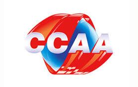 Marca Escola de Inglês CCAA