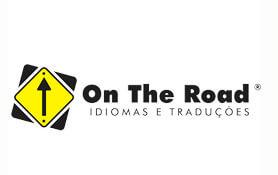Marca Escola de Inglês On The Road