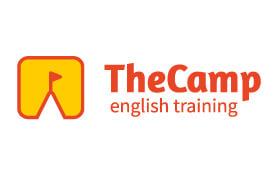 Marca Escola de Inglês TheCamp