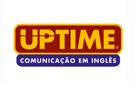 cursos de inglês - Uptime