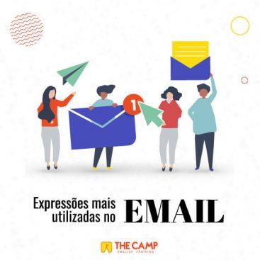 [eBook] E-mail: Expressões mais utilizadas - Materiais TheCamp