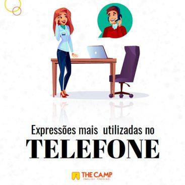 [eBook] Telefone: Expressões mais utilizadas - Materiais TheCamp