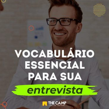 [eBook] Vocabulário para sua entrevista em Inglês - Materiais TheCamp