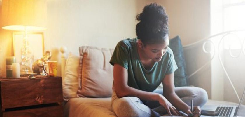 Aprendendo inglês em casa