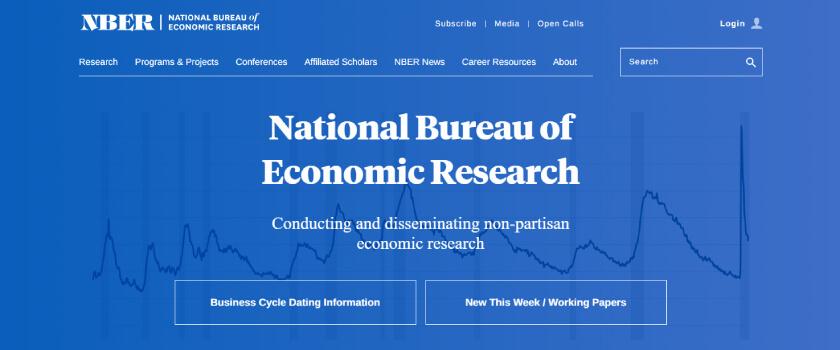 National Bureau of Economic Research - Dicas para leitura de artigos TheCamp