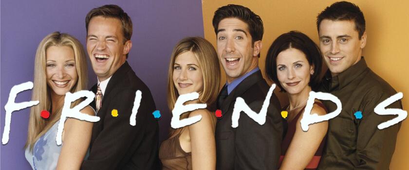 Friends - Indicação de série TheCamp