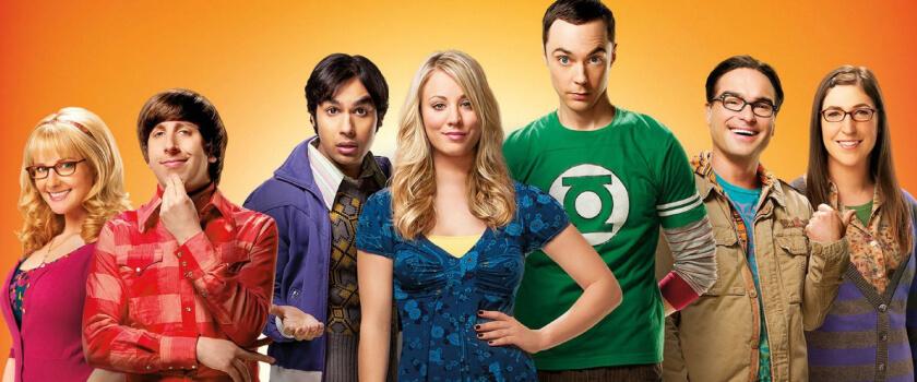 The Big Bang Theory - Indicação de série TheCamp