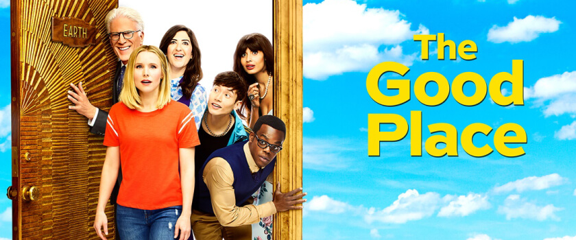 The Good Place - Indicação de série TheCamp